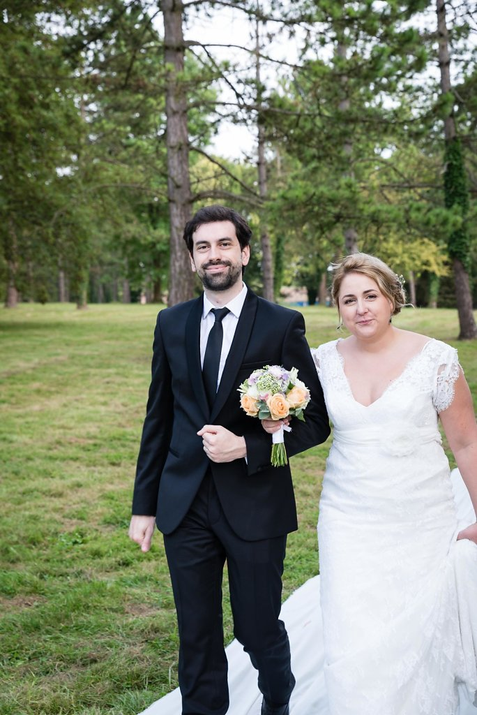 2014 - Audrey & Jérôme